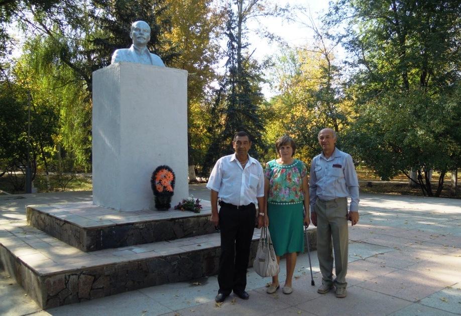 Приятное событие свершилось для Новоузенского местного отделения КПРФ да и для многих жителей района