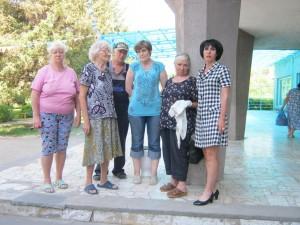 Балаково. Коммунисты совместно с жителями города и района продолжают оказывать помощь беженцам с Юго-Востока Украины