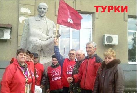 Величие дела Ленина