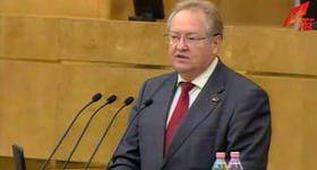 С.П. Обухов: Налицо циничная попытка осуществить досрочный внеконституционный роспуск парламента