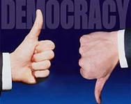 С.П.Обухов в дискуссии «Порядок и благополучие важнее свободы?»: Если человек не может спокойно выйти на улицу в позднее время, зачем ему свобода слова? Разве, что прокричать «Караул, грабят!»