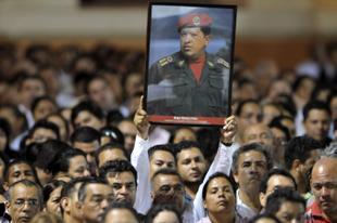 И.И. Мельников – «Интерфаксу»: Имя Уго Чавеса нужно увековечить не только в топонимике, но и в названии оружия
