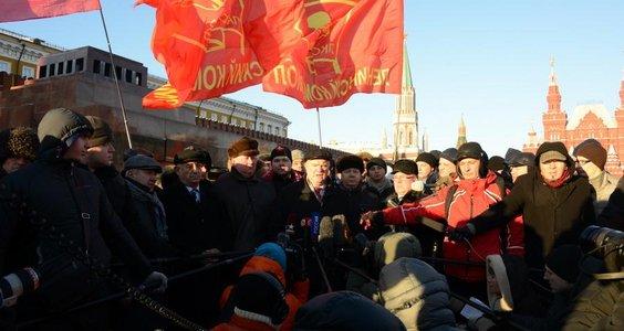 Г.А. Зюганов: «Ленин навсегда остался в сердцах и умах всего человечества»