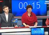 Саратов- телеканал Россия 1. Дебаты доверенных лиц кандидатов на должность Президента РФ 28 февраля 2018 года