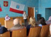 Ольга Алимова побывала в Советском районе