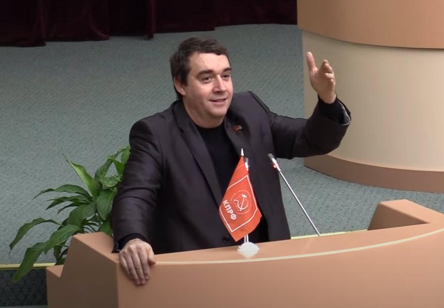 Александр Анидалов о попытках «Единой России» наказать Николая Бондаренко