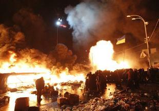 Г.А. Зюганов: На Украине необходимо сформировать отряды самообороны, чтобы противостоять бандам «бандеровцев»