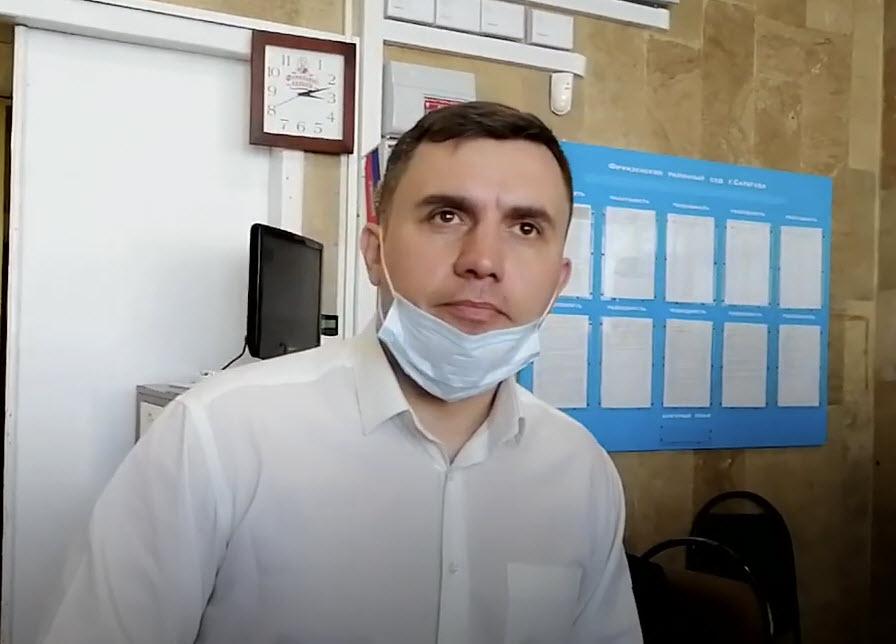Суд над Бондаренко