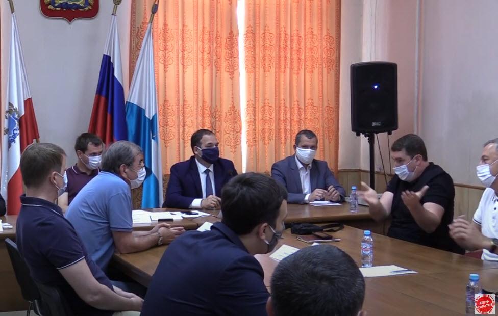 В Саратове решается судьба предприятия «Саратовгорэлектротранс»