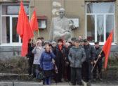 7 ноября в Турках состоялся совместный Пленум районного совета ветеранов и Турковского РК КПРФ
