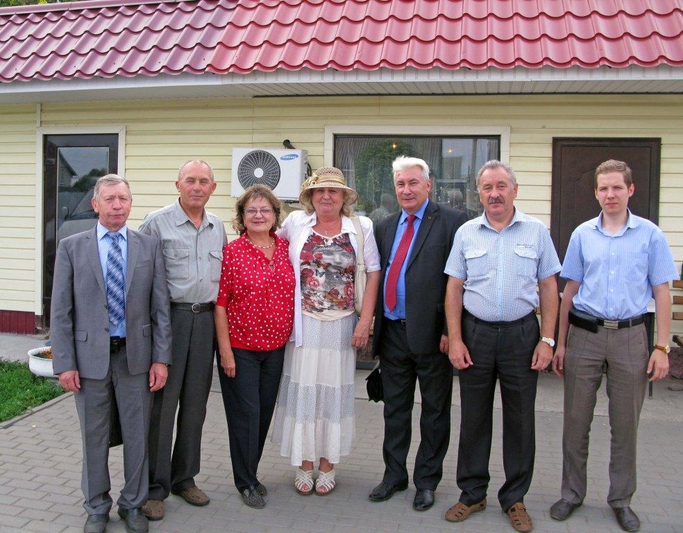 Поездка депутата-коммуниста Алимовой в Тамбовскую область