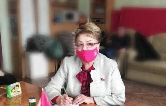 Ольга Алимова посетила ЗАТО «Светлый»