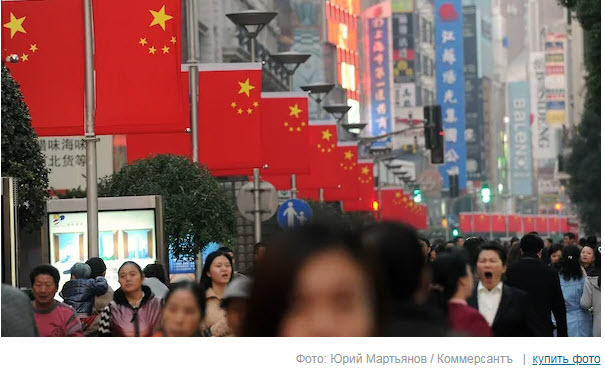 Китай оказался в рекордном профиците