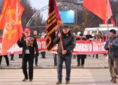 Саратов. Демонстрация и митинг КПРФ 7 ноября 2018 года (видео)