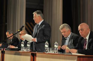 Состоялся внеочередной 47-й съезд Компартии Украины
