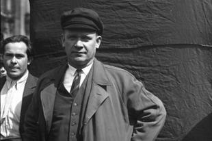 Человек-знамя. Минуло 70 лет со дня расстрела лидера немецких коммунистов Эрнста Тельмана