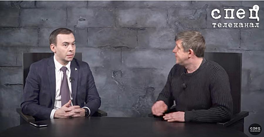 Юрий Афонин в эфире телеканала «Спец»: Попытка построения в нашей стране сословного общества – путь к катастрофе