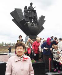 В канун Дня Победы в Щёлковском районе Подмосковья открыт памятник «Детям войны»