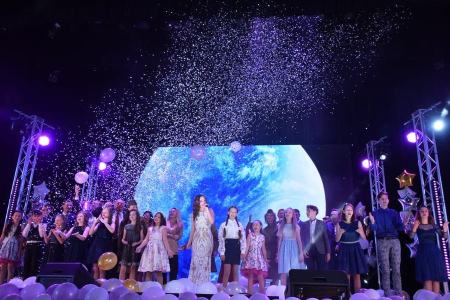 Завершился VII Всероссийский конкурс детского и юношеского творчества «Земля талантов», который проводится при поддержке КПРФ и ЛКСМ РФ