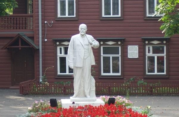 В Казани вновь откроется Дом-музей В.И. Ленина