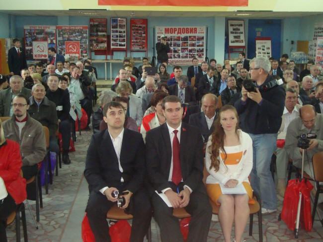 Поездка Саратовской делегации в Чувашию на семинар-совещание Приволжского федерального округа