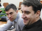 В облдуме рассмотрели «дело» депутатов-коммунистов Александра Анидалова и Николая Бондаренко