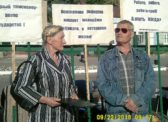 В Турках был проведён пикет против повышения пенсионного возраста