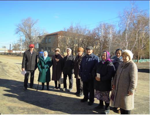 Новоузенск. Не изменили своим традициям жители села Дмитриевка