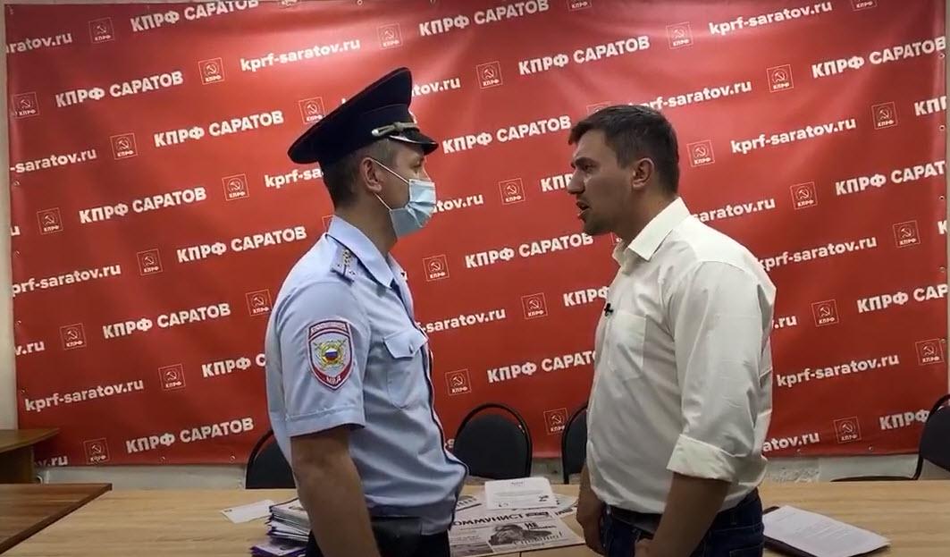 Николай Бондаренко: «За мной пришла полиция»