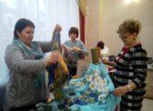 Ольга Алимова побывала на фестивале «Палитра ремесел»