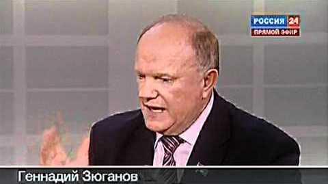Внимание! Сегодня в 16.00 Председатель ЦК КПРФ Г.А.Зюганов в прямом эфире «Россия -24»!  (Анонс )