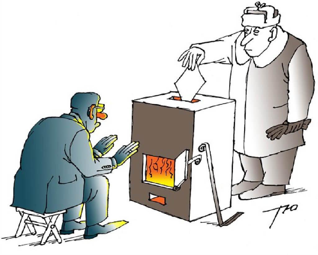 «Демократия с ошибками». Статья В.Г. Соловьева в газете «Правда»