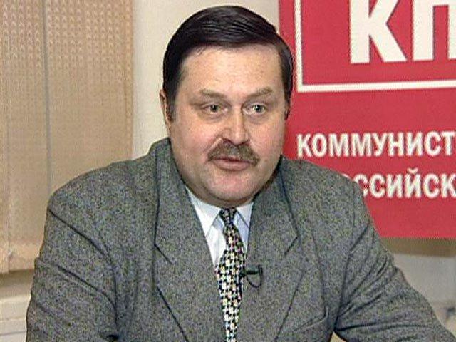 В.Г. Соловьев: КПРФ опротестует в Конституционном суде закон о переносе выборов