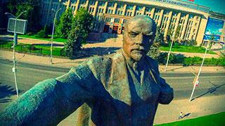 Коммунисты организуют всероссийский флешмоб «Селфи с Лениным»