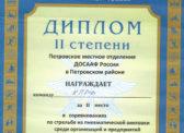 Петровск. КПРФ в лидерах