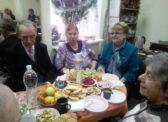 Ольга Алимова отправилась с подарками в Заводской район