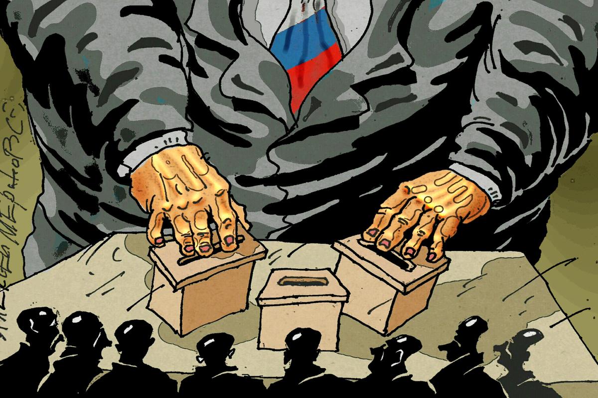 Сергей Обухов – «Клубу Регионов» про «единую» и «справедливую» ноги партии власти