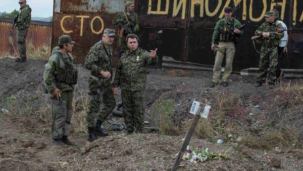 ОБСЕ подтвердила факты массовых убийств под Донецком