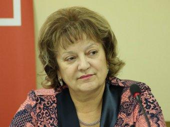 Ольга Алимова помогла многодетной матери