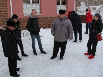 Саратовские оппозиционеры встали на защиту жильцов таунхаусов на Питерской