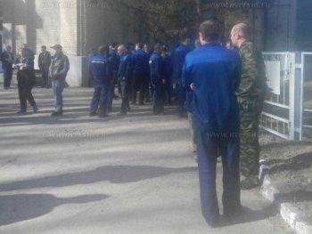 Рабочие завода «Контакт» устроили забастовку из-за задолженности по зарплате