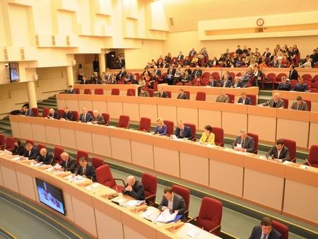 Депутаты приняли «социальный» и «строительный» пакеты законопроектов