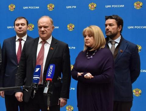 Г.А. Зюганов: «Выборы в России деградировали»