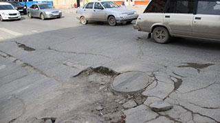 Гордеп считает «фантазиями» планы Саратова по ремонту дорог