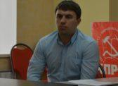 За участие в антикоррупционной прогулке на коммуниста Бондаренко составили протокол