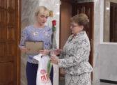 Иван Кузьмин, Ольга Алимова и Алла Лосина наградили представителей саратовских СМИ