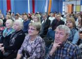 Первый секретарь Саратовского обкома КПРФ Ольга Алимова побывала на церемонии вручения награды «Орден Ладошки»