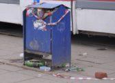 Саратов остался в тройке самых грязных городов России