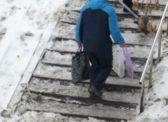 Из-за гололеда за неделю пострадали 29 саратовцев