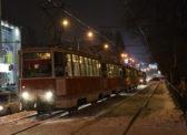 В Саратове по-прежнему практически бездействует горэлектротранспорт